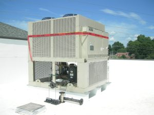 Chiller for HVAC